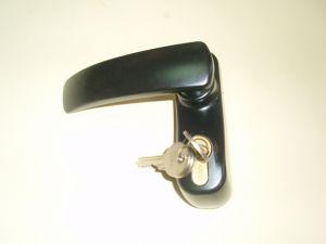 Дръжка за антипаник брава IDEA,черна.