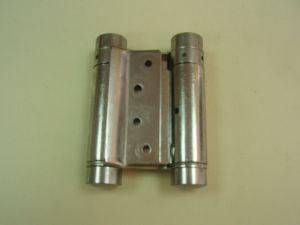 Панта IBFM 107/29 за летяща врата, A=75мм,цвят никел,комплект