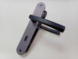 Дръжка DIAMAND обикновен ключ.Графитен месинг.