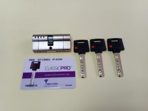 Секретен патрон CLASSIC - PRO.Различни размери.По ДИН стандарт.
