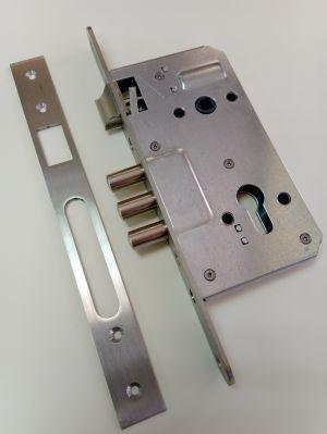 Брава LOCKSYS секретна основна 70/55.По DIN.