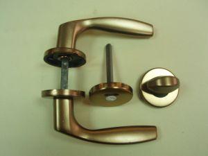 Дръжка GABRY розетка сервиз ф 50мм.бронз.