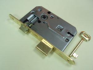 Брава BONAITI  обикновен ключ 70/50мм.месинг