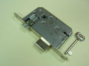 Брава BONAITI  обикновен ключ 70/50мм.никел
