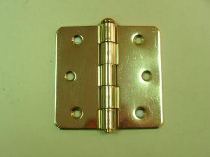 Панта CEUR 804/BT месинг за безфалцова врата.75х75х2мм.Разпродажба.